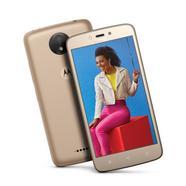 Motorola Moto C Plus 5.0″ 2GB 16GB Dual SIM Dourado