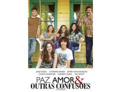 DVD Paz, Amor e Outras Confusões