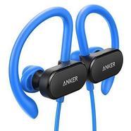 Anker SoundBuds Curve Bluetooth Auriculares Azul