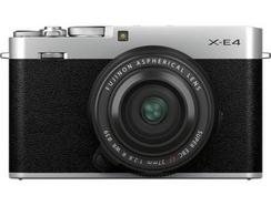 Kit Máquina Fotográfica Mirrorless FUJIFILM X-E4 + XF 27mm