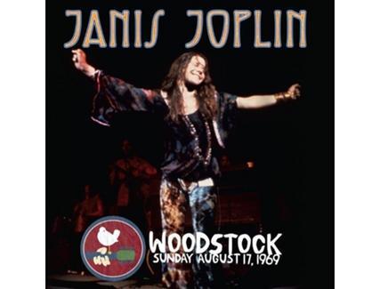 Vinil Janes Joplin – Woodstock Sunday Augus (LP2)