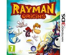 Jogo Nintendo 3DS Rayman Origins 3D