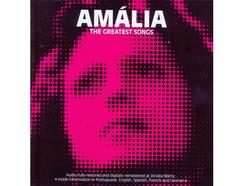 CD Amália Rodrigues – The Greatest Songs