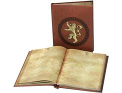 Caderno com Luz GAME OF THRONES Lannister