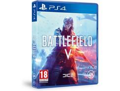 Jogo PS4 Battlefield V