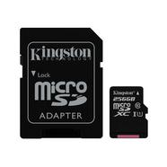 Kingston Canvas Select 80R UHS-I microSDXC 256GB CL10 + Adaptador SD