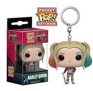 Porta-Chaves FUNKO Pocket Pop! Suicide Squad: Harley Quinn