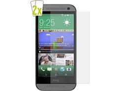 Pack 2 Películas Simples ARTWIZZ ScratchStopper HTC HTC One mini 2