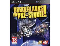 Jogo PS3 Borderlands The Pre-Sequel