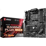 Motherboard MSI X470 Gaming Plus Max (Socket AM4 – AMD X470 – ATX)