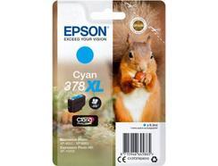 Tinteiro EPSON 378XL Azul (C13T37924010)