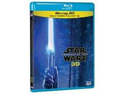 Blu-Ray 3D+2D Star Wars: O Despertar da Força