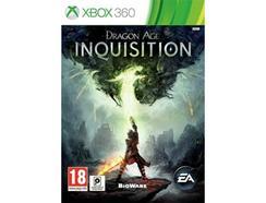 Jogo XBOX 360 Dragon Age: Inquisition