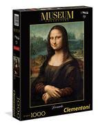 Puzzle Leonardo: A Mona Lisa 1000 peças