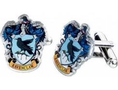 Botões de Punho HARRY POTTER Brasão Ravenclaw