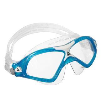 Óculos de natação Seal XP 2 Aqua Sphere Azul / Branco