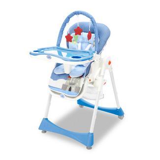 Cadeira Evolutiva Asalvo Elegant Camelot celeste Azul-celeste
