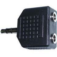 Adaptador Sinox Jack 3.5mm Macho para 2x Jack 3.5mm SOA3002 – 1m