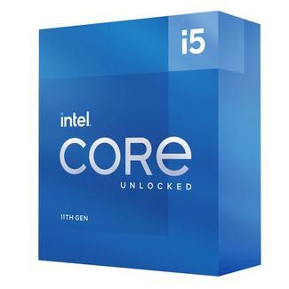 Intel Core i5-11600KF 3.9 GHz