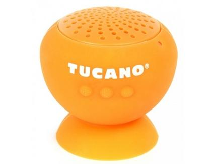Coluna TUCANO Fungo Bluetooth Orange