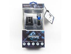 Auscultador Gaming DRAGON WAR Bluetooth Stereo Dragon Ear