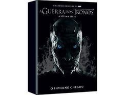 DVD Game of Thrones: Temporada 7 Pack 4 DVD's (De: D. Benioff e Weiss – 2017)