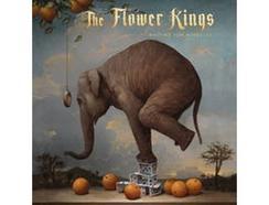 CD+EpCD The Flower Kings – Waiting For Mi (2 CDs – Edição)