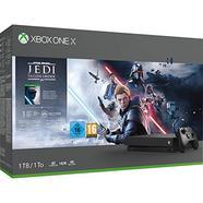 Consola Xbox One X Star Wars Jedi: Fallen Order (1 TB – Preto)