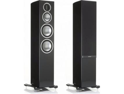 Colunas MONITOR AUDIO Gold 300 Preto Par