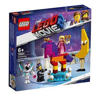 LEGO Movie: Apresentação da Rainha Watevra Wa'Nabi