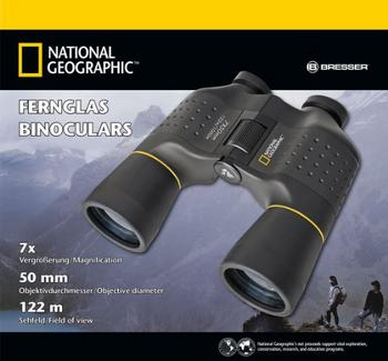 National Geographic 7×50
