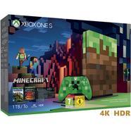 Consola Xbox One S 1 TB + Minecraft Edição Limitada