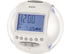 Rádio Despertador AEG MRC 4117