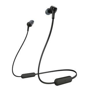 Auriculares Bluetooth SONY WIXB400B (In Ear – Microfone – Preto)