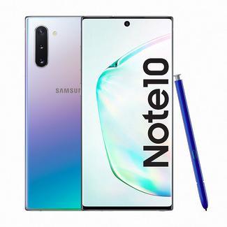 Samsung Galaxy Note 10 8 GB 256 GB Prateado Aura