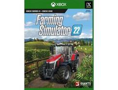 Jogo Xbox Series X Farming Simulator 22