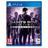Jogo PS4 Saints Row the Third Remastered (Ação – M18)