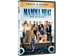 DVD Mamma Mia! Here We Go Again