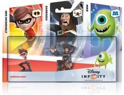 Figuras Disney Infinity Pack 3 figuras: Companion