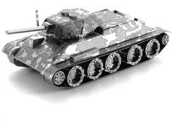 Puzzle 3D JUGUETRÓNICA Metal Works Tanque T-34