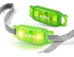 Luz de Segurança SBS TTLIGHTLACES Verde