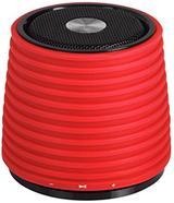Mini Coluna Bluetooth AUDIOSONIC SK-1524 (Vermelho – 3 W – Autonomia: até 4h – Alcance: até 10 m)