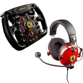 Thrustmaster Scuderia Ferrari F1