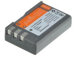 Jupio Bateria EN-EL9A 7.4 V / 1100 mAh para Nikon