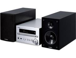 Sistema Micro YAMAHA MCR-B270D Prata e Preto