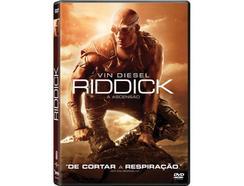 DVD Riddick – A Ascensão