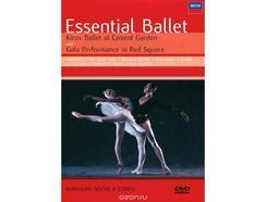 CD+DVD Essential Ballet – Stars of Russian Ballet