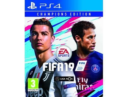 FIFA 19: Champions Edition – PS4