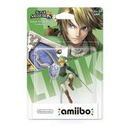Amiibo Smash – Figura Link (The Legend of Zelda)