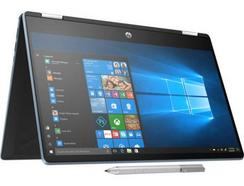 "Portátil Híbrido HP Pavilion x360 – 14-DH0004NP – 6EM63EA (14"", Intel Core i3-8145U, RAM: 4 GB, 128 GB SSD, Intel UHD 620)"
